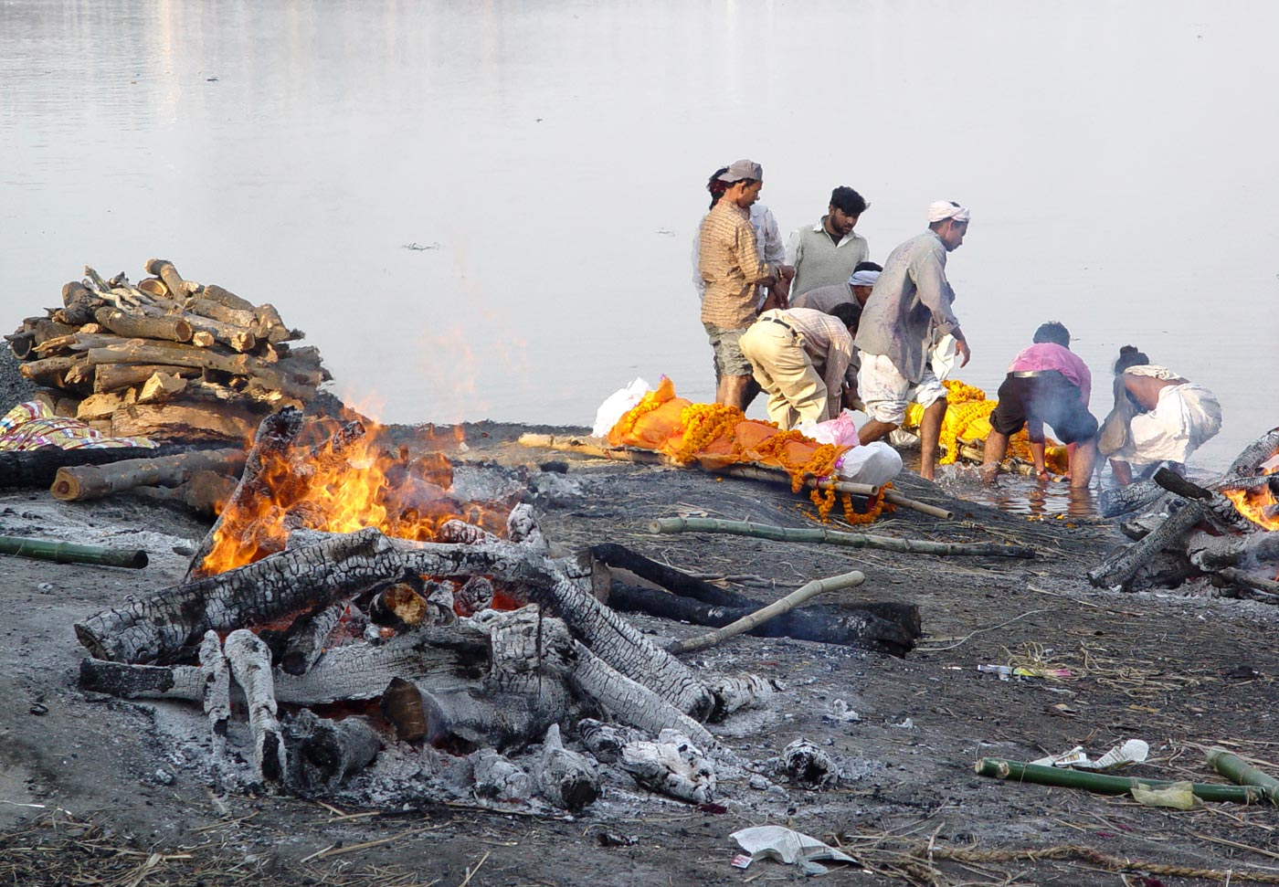 Image result for cremation india