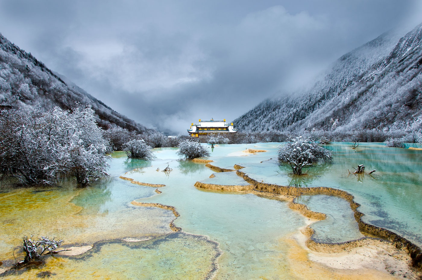 My greatest world destination: Huanglong - Sichuan - China